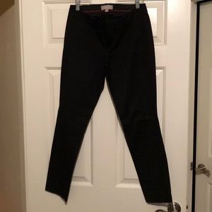 Black Banana Republic Sloan Pants